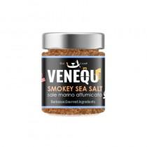 Sale marino affumicato per barbecue Venequ Smokey Sea Salt 140 g