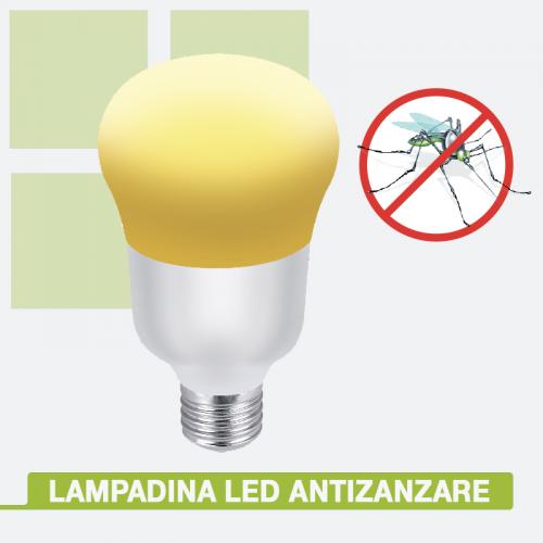 Lampada antizanzare a led 11 W Colpharma
