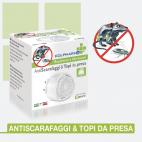 Antiscarafaggi e repellente per topi da presa Colpharma