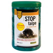 Repellente per talpe Zoodiaco stop talpe in cubetti di gel 800 ml