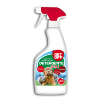 Disabituante per cani e gatti get off 3 in 1 500 ml