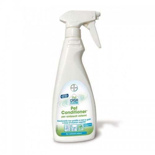 Disabituante per cani e gatti bayer pet conditioner ambienti esterni spray 500 ml