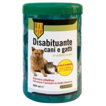 Disabituante per cani e gatti Zoodiaco in cubetti gel 800 ml