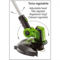 Decespugliatore a batteria Verdemax Trimmer TR20