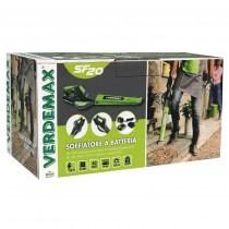 Attrezzo da giardino Verdemax soffiatore a batteria SF20