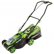 Attrezzo da giardino Verdemax rasaerba a batteria RS20