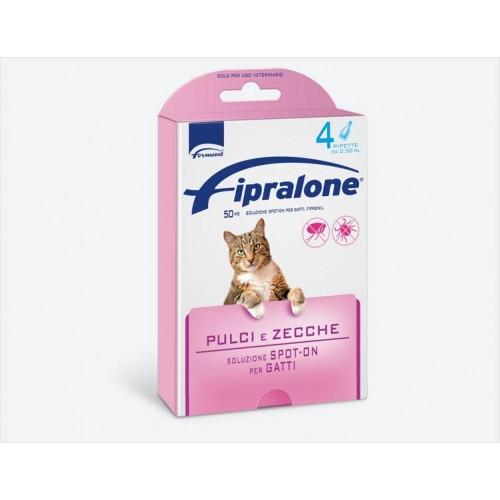 Antiparassitario per gatti Formevet Fipralone spot-on 50 mg