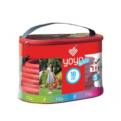 Tubo per annaffiare yoyo bag 18 metri