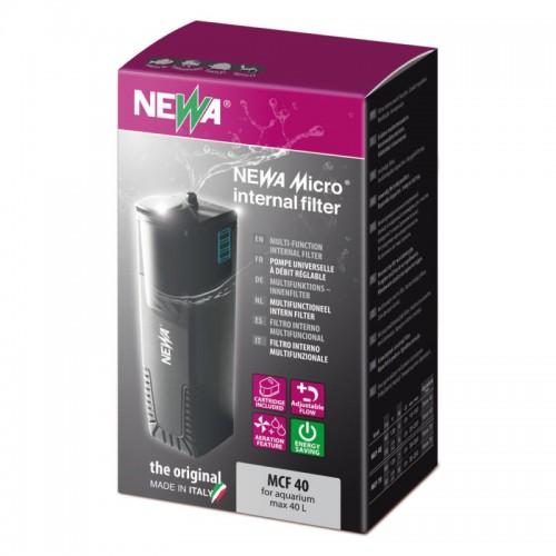 Filtro interno per acquario Newa micro MCF40