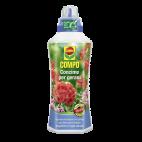 Concime liquido Compo per gerani 1 litro
