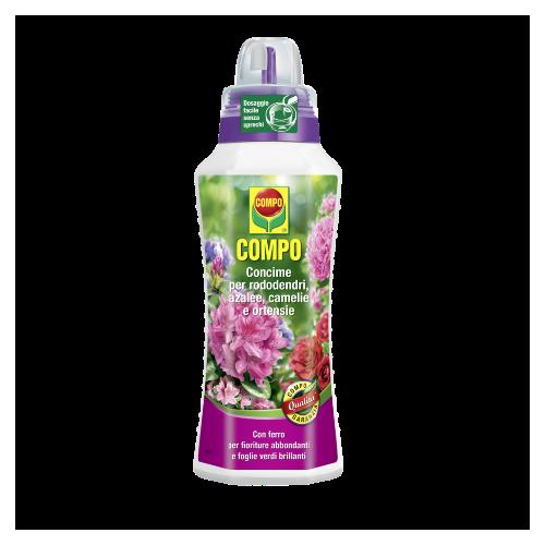 Concime liquido per piante Compo per azalee, rododendri, camelie 1 litro