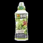 Concime per piante liquido Compo Bio per aromatiche e peperoncini 1 litro