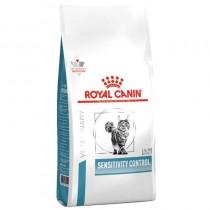 Crocchette per gatti Royal Canin veterinary diet sensitivity control feline 1,5 Kg