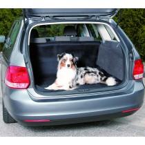 Protezione bagagliaio auto per cani 120 x 150 cm Trixie Friends on tour