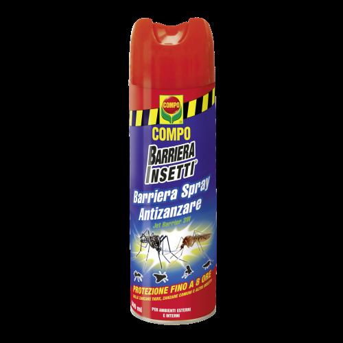Antizanzare spray Compo barriera insetti 500 ml
