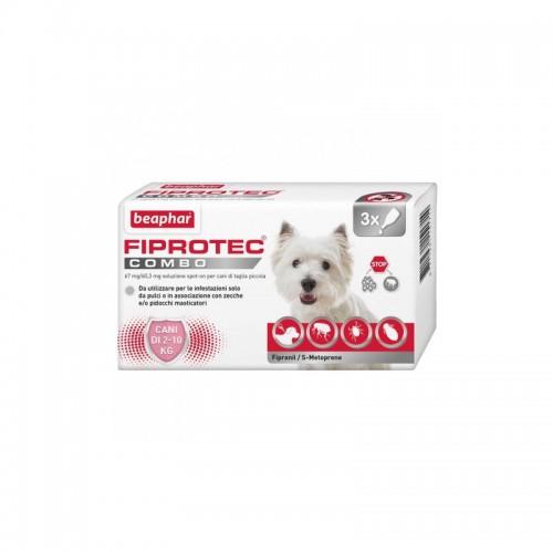 Antiparassitario per cani Beapharm Fiprotec combo spot-on 2-10 Kg