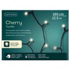 Luci di Natale Kaemingk 180 LED bianco caldo cherry twinkle 13.5 m