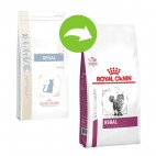 Crocchette per cani Royal Canin veterinary diet Renal 500 g