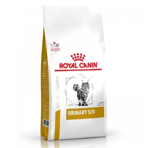 Crocchette per gatti Royal Canin Veterinary Diet urinary S/O LP 34 1,5 Kg