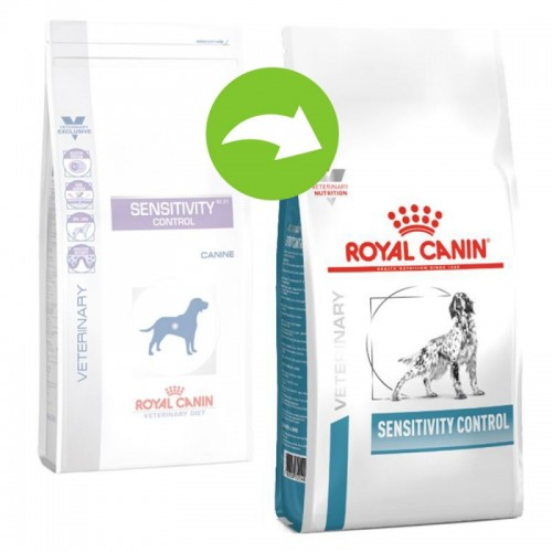 Crocchette per cani Royal Canin sensitivity control 7 Kg