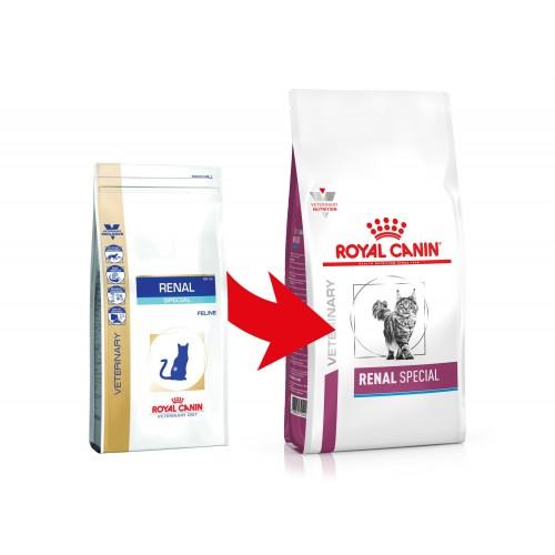 Crocchette per gatti Royal Canin Veterinary Diet renal special 500 g