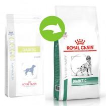 Crocchette per cani Royal Canin Veterinary Diet diabetic 1,5 Kg