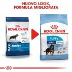 Crocchette per cani Royal Canin maxi puppy 4 Kg