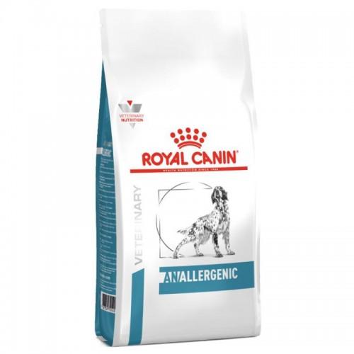Crocchette per cani Royal Canin veterinary diet hypoallergenic 7 Kg