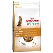 Crocchette per gatti Royal Canin pure feline snellezza slimness 300 g