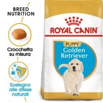 Crocchette per cani Royal Canin golden puppy 12 Kg