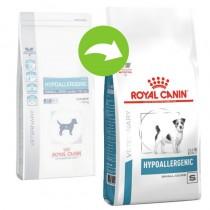Crocchette per cani Royal Canin hypoallergenic small dogs 3,5 Kg