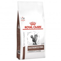 Crocchette per gatti Royal Canin Veterinary Diet gastro intestinal feline moderate calorie 2 Kg