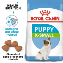 Crocchette per cani Royal Canin x small puppy 1,5 Kg