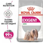 Crocchette per cani Royal Canin mini exigent 3 Kg PROMO scadenza 12/2020