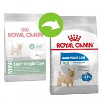 Crocchette per cani Royal canin mini light 3 Kg