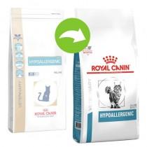 Crocchette per gatti Royal Canin Veterinary Diet hypoallergenic feline 400 g