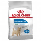 Crocchette per cani Royal canin mini light weight care 1 Kg