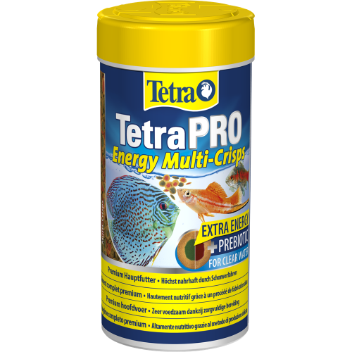 Mangime per pesci TetraPRO Energy Multi-Crisps 100 ml