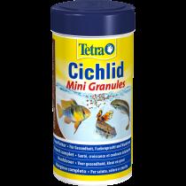 Mangime per pesci Tetra Cichlid Mini Granules 500 ml