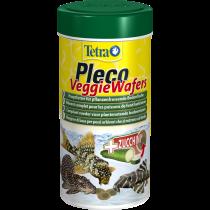 Mangime per pesci erbivori da fondo Tetra Pleco Veggie Wafers 100 ml