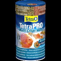 Mangime per pesci di qualità premium TetraPRO Multi-Crisps Menu 250 ml