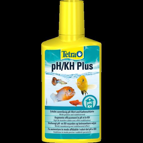 Tetra pH/KH Plus 250 ml aumenta la durezza carbonatica (KH) dell'acqua