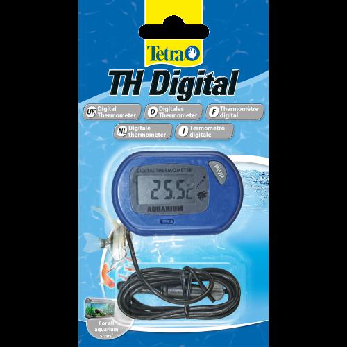 Termometro acquario Tetra TH Digital Thermometer