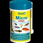 Mangime per piccoli pesci ornamentali Tetra Micro Pellets 100 ml