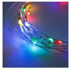 Luci di Natale Lotti 20 micro LED multicolore 1.9 m