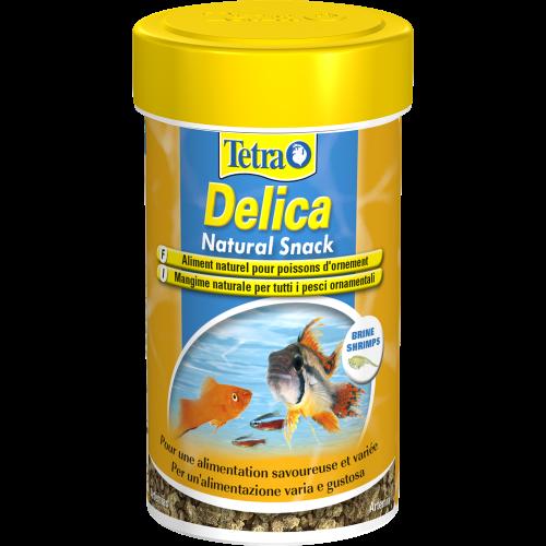 Snack naturale per pesci tropicali Tetra Delica Artemia 100 ml