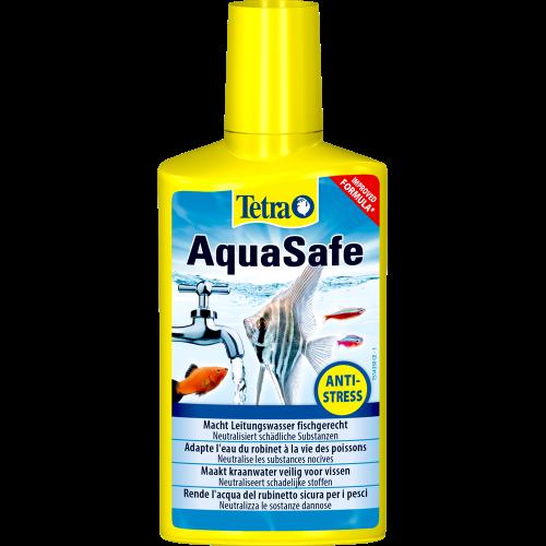 Biocondizionatore acquario Tetra AquaSafe 250 ml