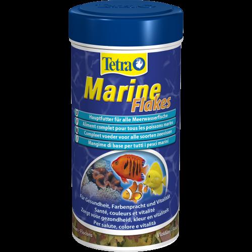 Mangime per pesci marini in fiocchi Tetra Marine Flakes 250 ml