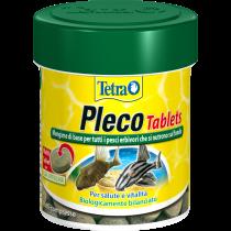 Mangime per pesci da fondo erbivori Tetra Pleco Tablets 120 compresse
