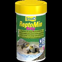 Mangime per cuccioli di tartaruga acquatica Tetra ReptoMin Baby